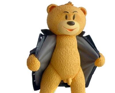 Urso inibido