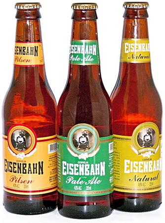 Cervejas EisenBahn