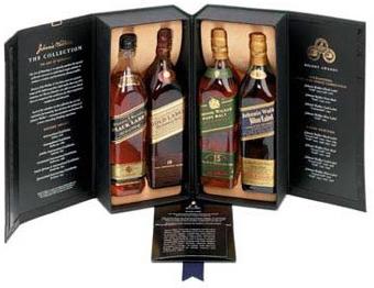 Seleção de Whisky