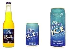 Foto com Cerveja Ice