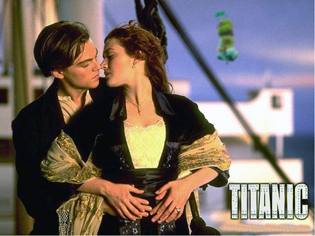 Padre no Titanic