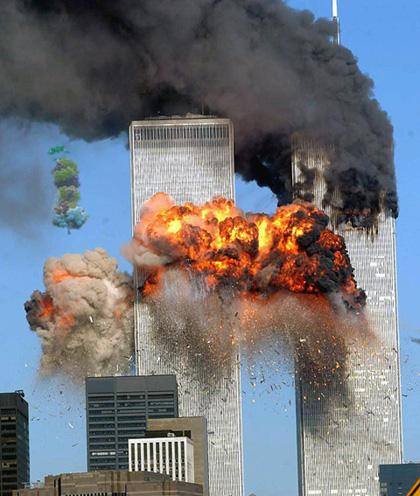Padre e o WTC
