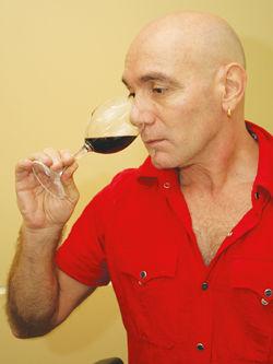 Olfato dos vinhos