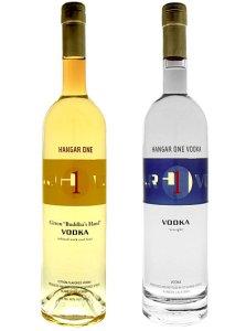 Garrafa da Vodka Hangar One