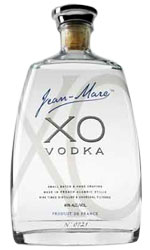 Top 10 Vodkas -  Garrafa da Vodka Jean Mark XO