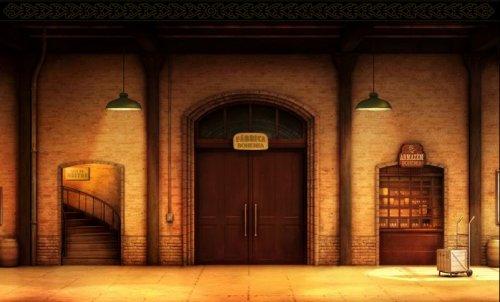 Porta de entrada da Fábrica 3D