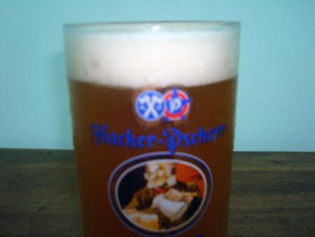 Caneca da cerveja Paulaner Hacker Pschorr