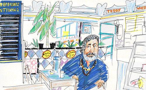 Desenho do autor