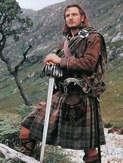 Guerreiro de Kilt