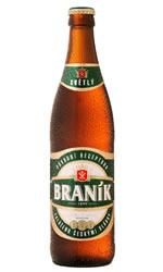Garrafa da cerveja Branik 10°