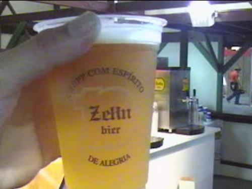 Copo de Zehn Bier