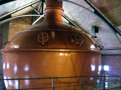 Passos da criação da cerveja