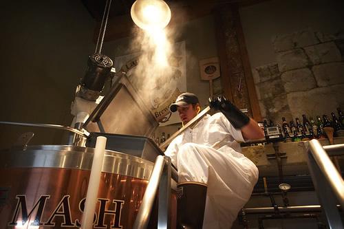 Fase de fermentação