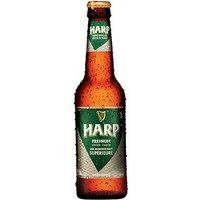 Garrafa da cerveja Harp