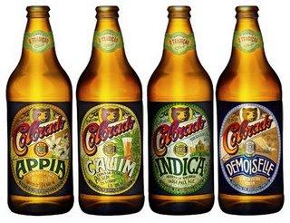 Garrafas da Cerveja Colorado