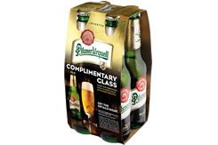 Garrafa da cerveja Pilsner Urquel 12°