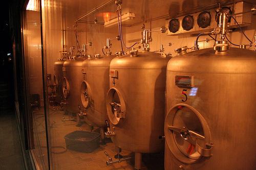 Fábrica de cerveja