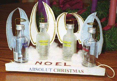Anjos da Vodka