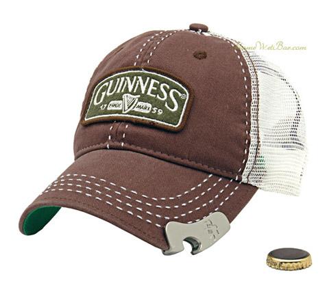 Boné da Guinness