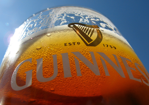 Copo da Guinness