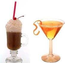 Drink Mudslide e Stinger