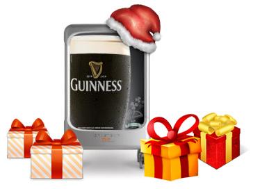 PLA da Brastemp / Guinness no estilo natalino