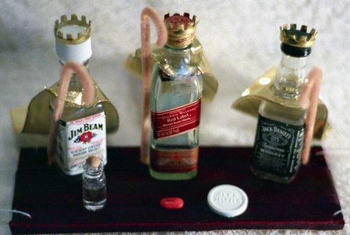 Tres reis whisky