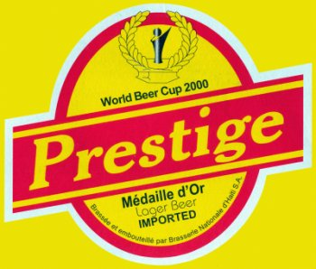 Haitiana, medalha de ouro, World Beer Cup 2000