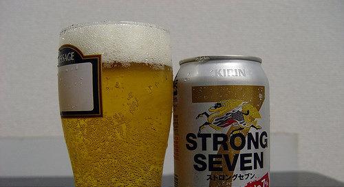 Cerveja Strong Seven