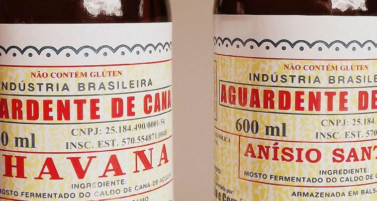 Cachaça Havana Anisio Santiago