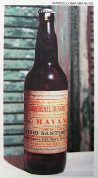 Garrafa da Havana