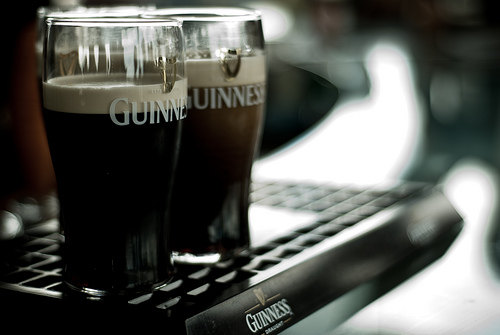 Pints da Guinness