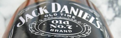 Header Jack Daniels