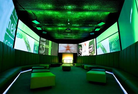 Lounge Heineken