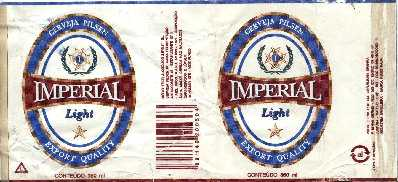 Rótulo Imperial Light