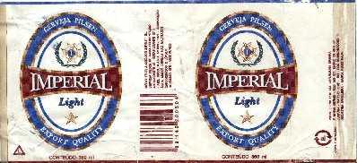 Rótulo Imperial Light