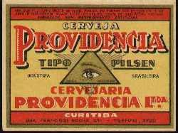 Rótulo Providencia