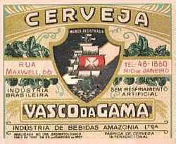 Rótulo da Vasco