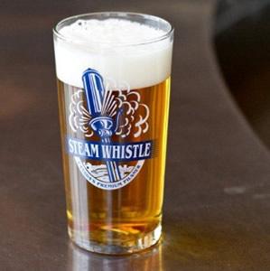 Copo da cerveja Steam Whistle