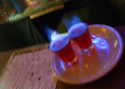 Tequila dos infernos