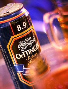 Lata da Oettinger Super Forte