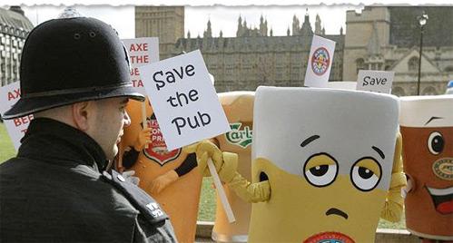 Salvem os bares, pubs e a cerveja!!!