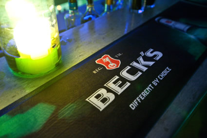 Balcão Becks