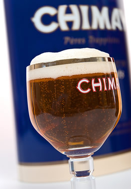 Copo da Chimay Blue