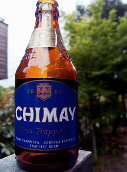 Garrafa Chimay Blue