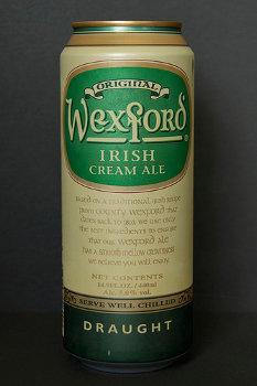 Lata da cerveja Wexford