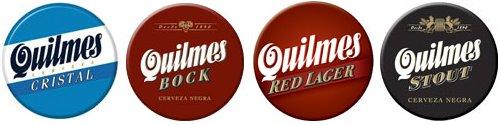 Marcas das cervejas Quilmes