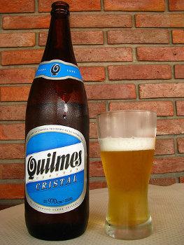 Garrafa litrao da Quilmes