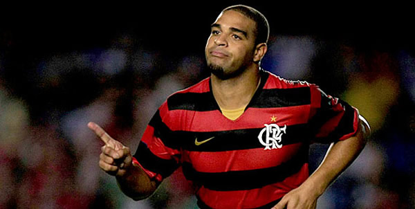 Adriano do Flamengo