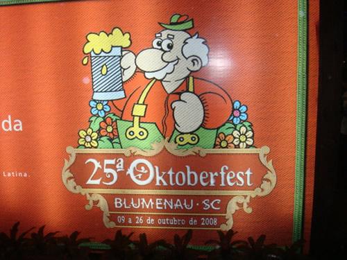 Banner Oktoberfest 2009